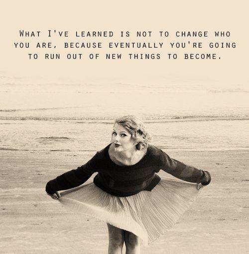 Taylor Swift: Words Of Wisdom, Taylorswift Quotes, Swift Things, Stay True, So True, Random Stuff, Quotes Quotes, Taylors Swift Quotes, Wise Words