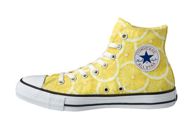 made of WANT......sigh: Converse All Stars, Chuck Taylors, Converse Chuck Taylor, Fruity Chuck, Lemon Converse, Allstar, Mellow Yellow, Fruity Conver, Conver Shoes