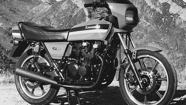 Retrospective: 1981 Kawasaki GPz550