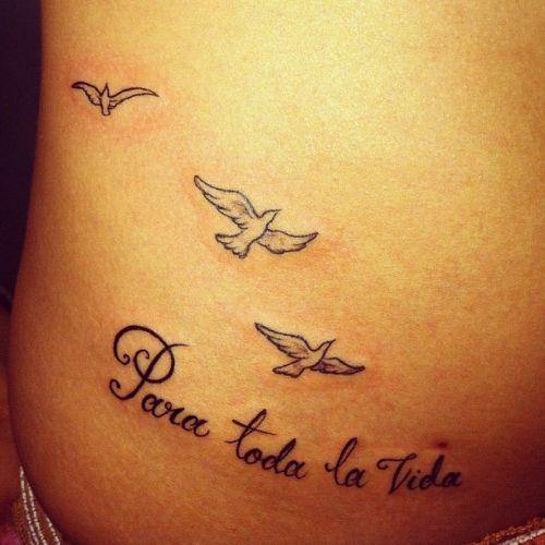 101 Frases Para Tatuajes En Español E Inglés Cortas: 36 Best Permanent Tattoo Quotes Images On Pinterest