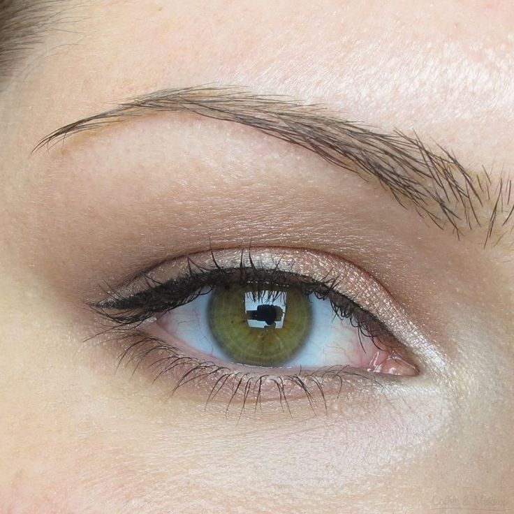 EOTD – Lidschatten-Look in Roségold – erstellt mit Urban Decays Naked 3 und Na …   – All things beauty
