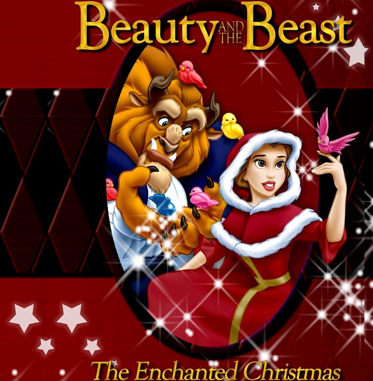 Disney Parks Blog: Beauty and the Beast The Enchanted Christmas (1997)