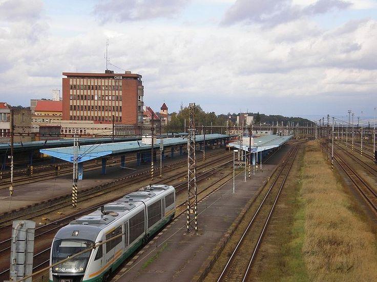 CHEBSKÉ-nádraží.