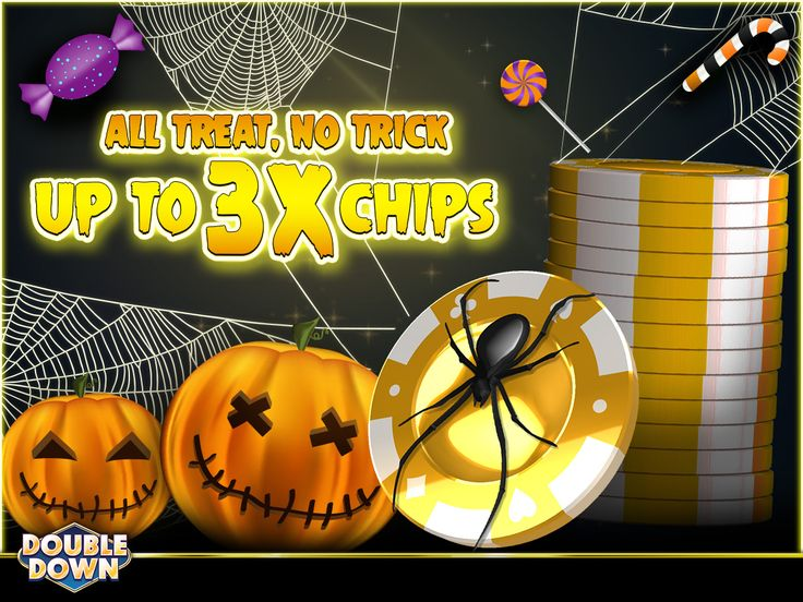 (EXPIRED) Get up to 200% more chips in every package for a very happy Halloween! And for 150,000 FREE Chips, just tap the Pinned Link (or use code RPGWVZ)
