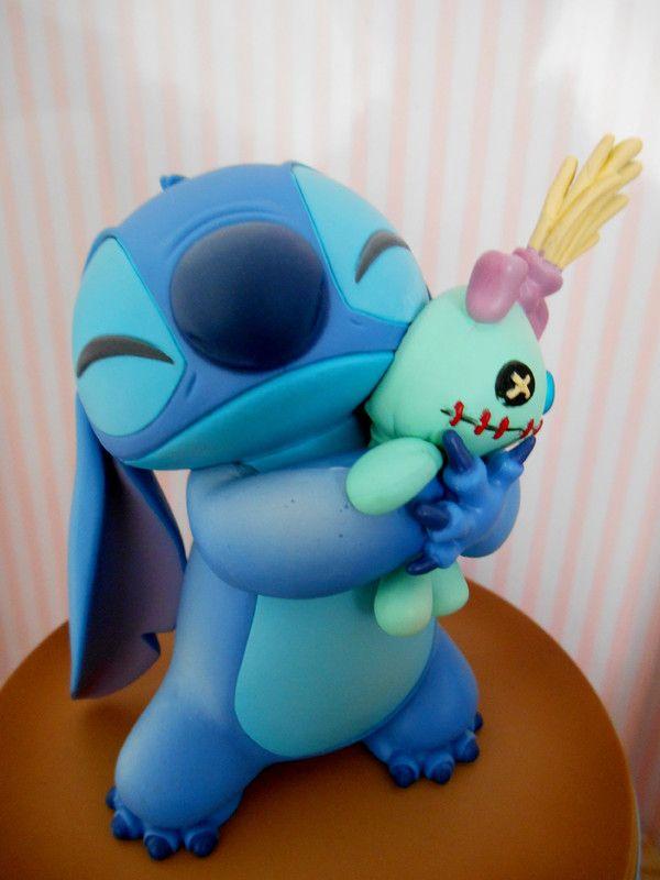Stitch & Scrump Happiness Moment