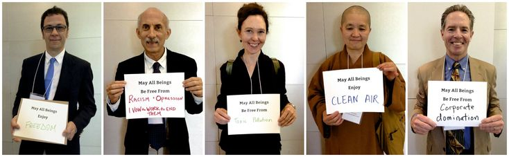 May All Beings… Social Justice Portraits from Buddhist Leaders