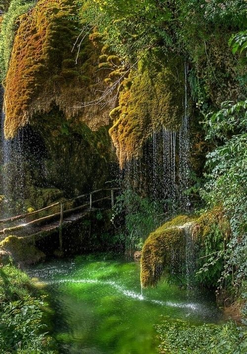 Caves of St. Christopher Labonte, Italy | Most Beautiful Pages
