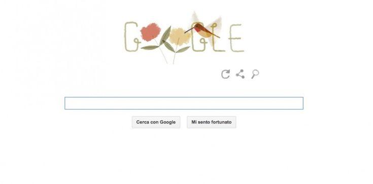 l colibrì rosso, lo scarabeo stercorario, la medusa quadrifoglio, il pesce palla, il camaleonte velato e il macaco giapponese: sono loro, in rappresentanza del mondo animale, i protagonisti del logo planetario di Google di oggi, dedicato alla giornata della Terra, ovvero il giorno in cui si c