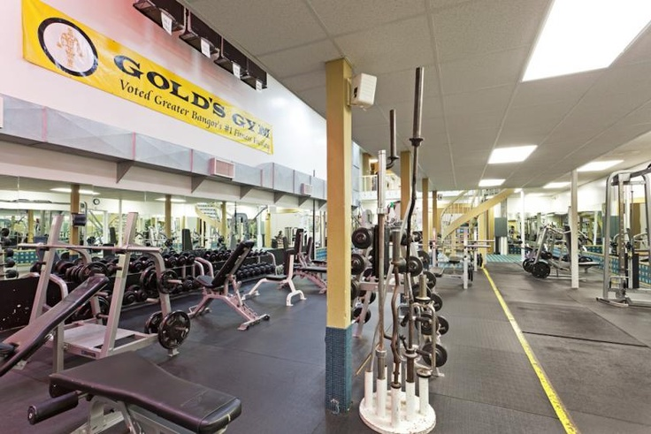 Holiday Inn - Gold's Gym - Bangor, Maine | Our Members ...