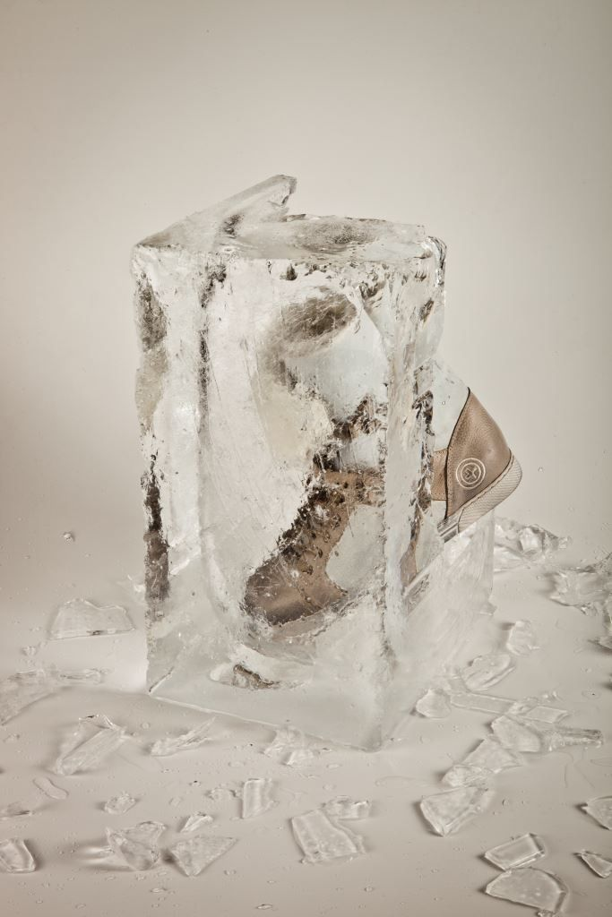The ice sneaker by GINO-B