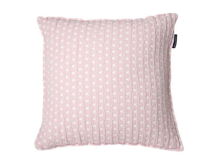 Lexington Authentic Star putetrekk lys rosa 50x50 - Hansen & Co