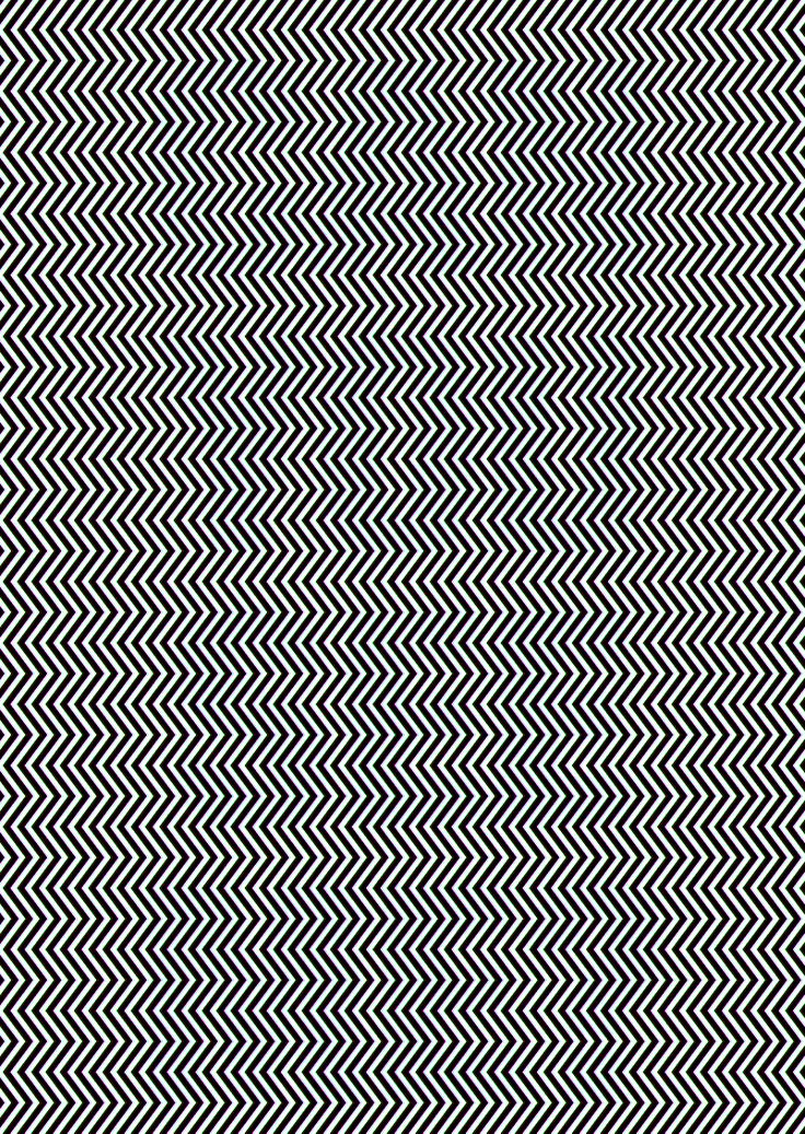 Can you see it? Optical Illusion
