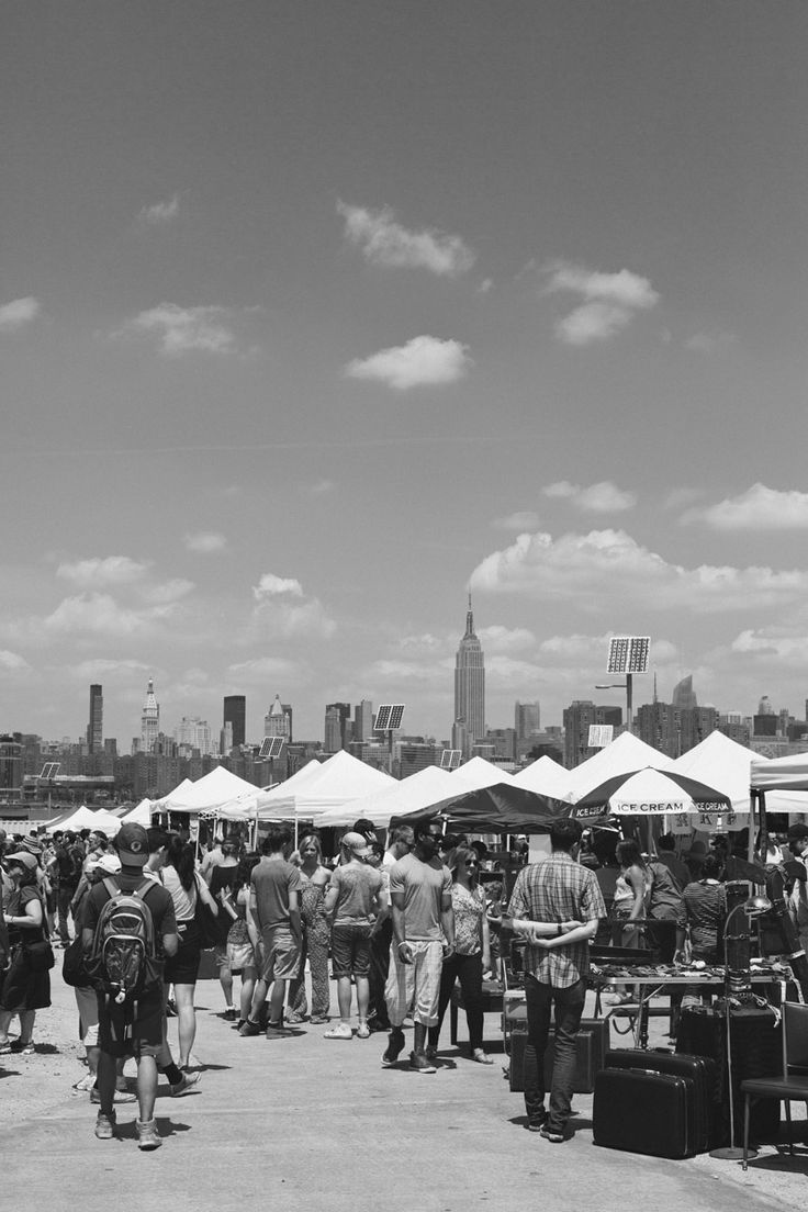 That def I will join next time in NYC - Williamsburg Flea Market