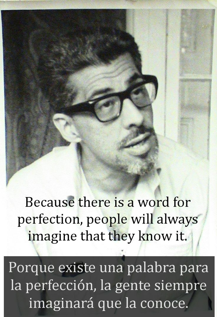 PERFECTION Because there is a word for perfection, people will always imagine that they know it.  Reflections New editions in paperback, eBook, audiobook, and free online version: http://www.idriesshahfoundation.org/books/reflections/