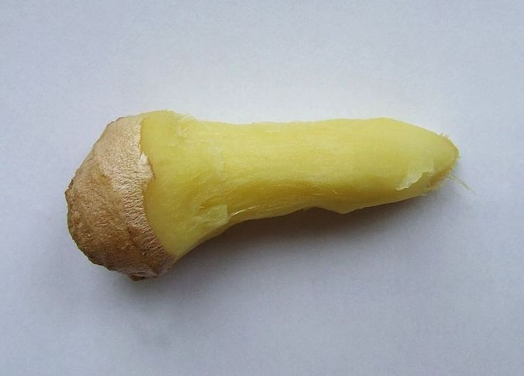 Figging is the practice of inserting a piece of skinned ginger root into the anus or the vagina of a person. Description from quazoo.com. I searched for this on bing.com/images