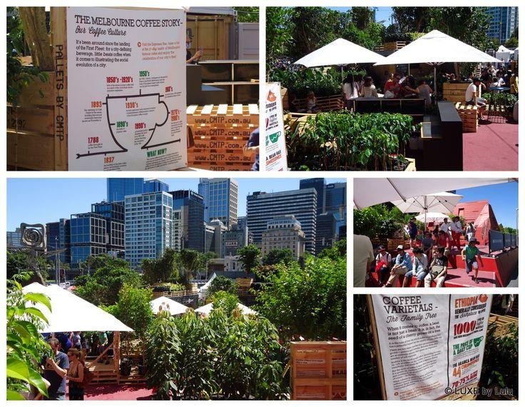LUXE by Lulu: Melbourne Food & Wine Festival - Southbank
