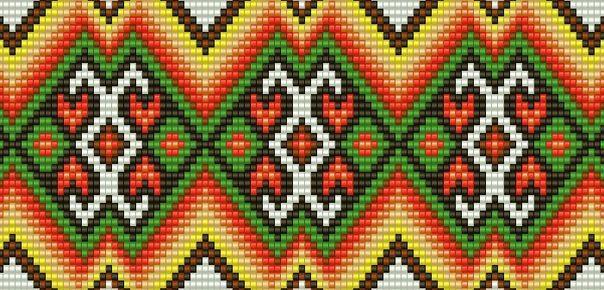 этнические узоры мексики - Поиск в Google