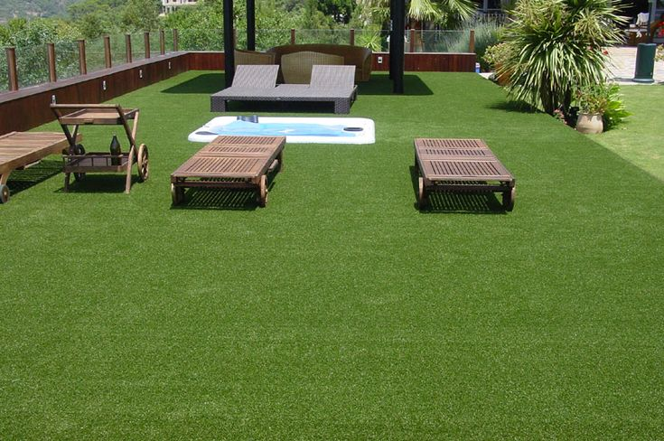 """Why """"Artificial Grass""""?  1) Economical with zero maintenance and high on durability 2) Looks & feels like real grass: alternative to natural grass 3) Ecologically & environment friendly: no pesticides, chemicals, required 4) Lifespan:10-15yrs. approximately as artificial grass is made of high grade synthetic/latex yarn that ensures their long life 5) Green lawn: strongly & closely threaded. No fading as UV treated."""