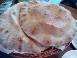 London – Maroush Bakehouse Earls Court Fresh Flat bread
