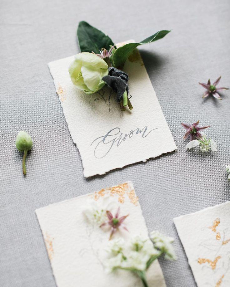 Cute escort card ideas with cutesy little flowers.  Editorial shoot with @paper_diamonds and @jonnyscottphoto . . #vhcalligraphy #truffypi #styleshoot #moderncalligraphy #wedding #weddingstationery #styling #カリグラフィー #カリグラフィースタイリング #ウェディング #ウェディングアイテム #escortcard #baliwedding