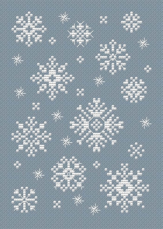 photo links to free pattern from Sue Hillis..