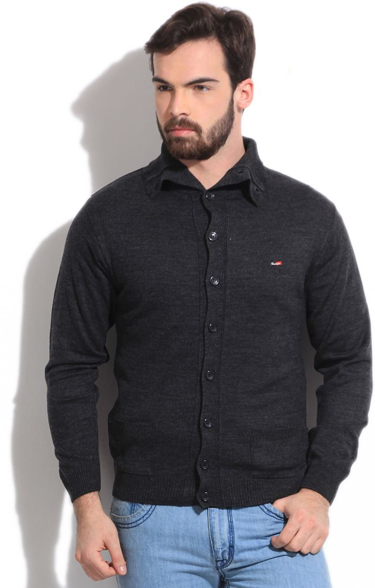 Integriti Solid Round Neck Casual Men's Sweater  #winter #jackets #checkered #fashion #integritifashion