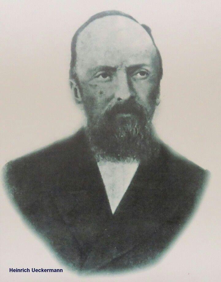 Heinrich.J.F.C. Ueckermann, stigter van Heidelberg, Transvaal.