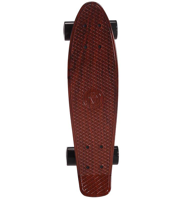 City Beach - Get It Now Wood Cruiser, $79.99
