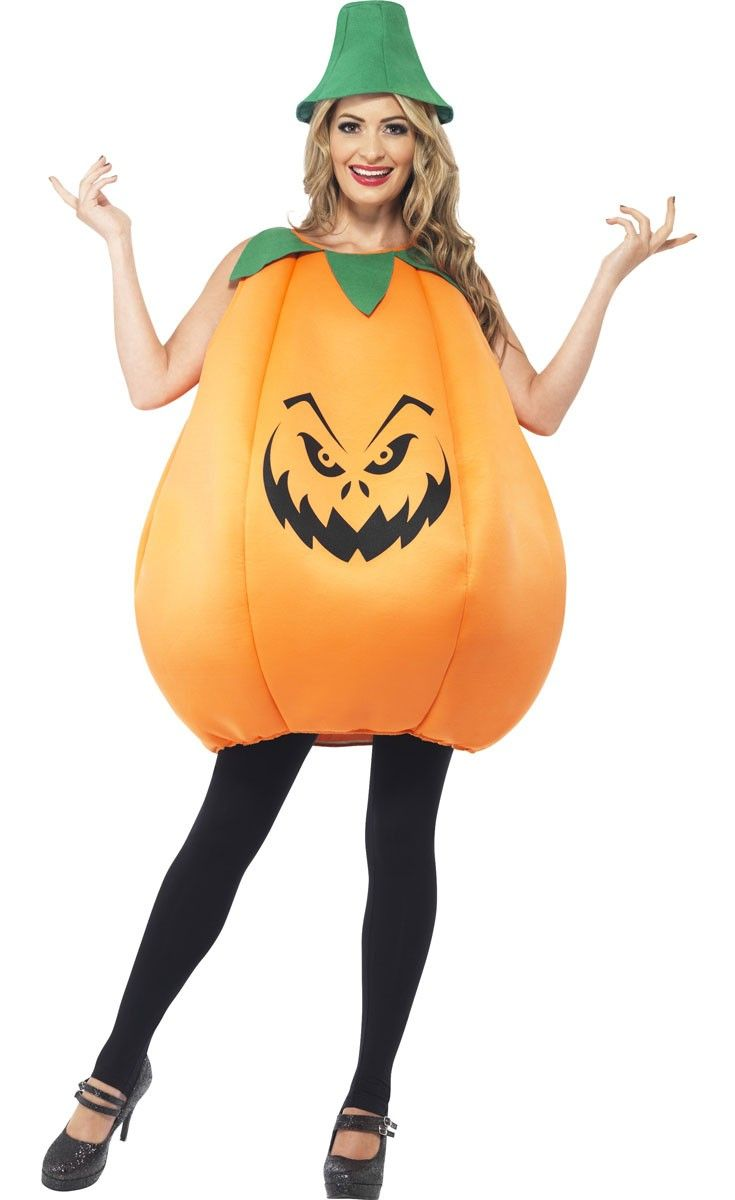 Adult pumpkins