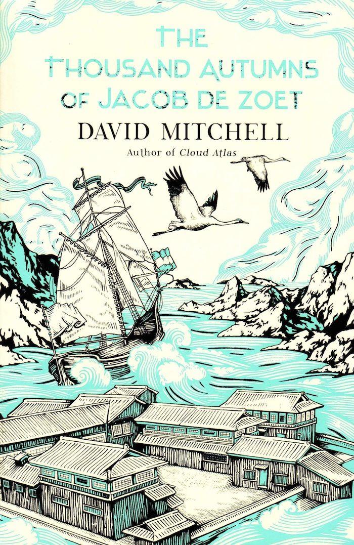The Thousand Autumns of Jacob de Zoet by David Mitchell (~)