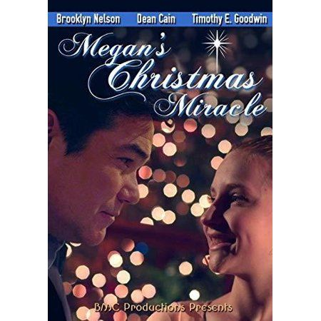 Megan's Christmas Miracle (DVD) in 2020 | Christmas movies ...