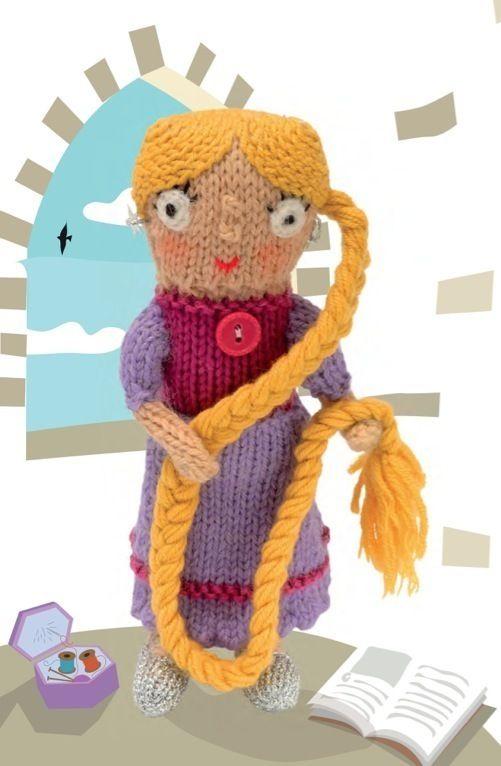 139 Best Knitted Dolls Images On Pinterest Knitted Dolls Knitting