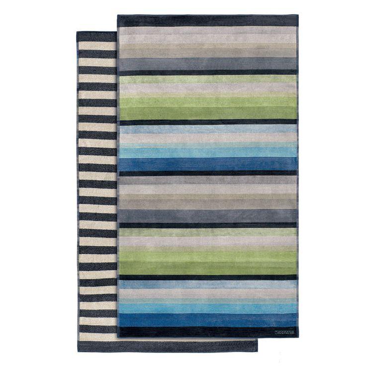 top3 by design - Missoni Home - poldo beach towel 100x180-170