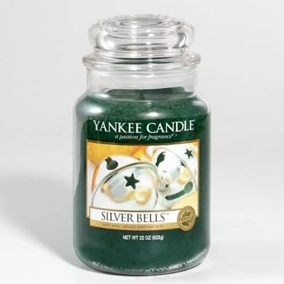 Silver Bells Yankee Candle