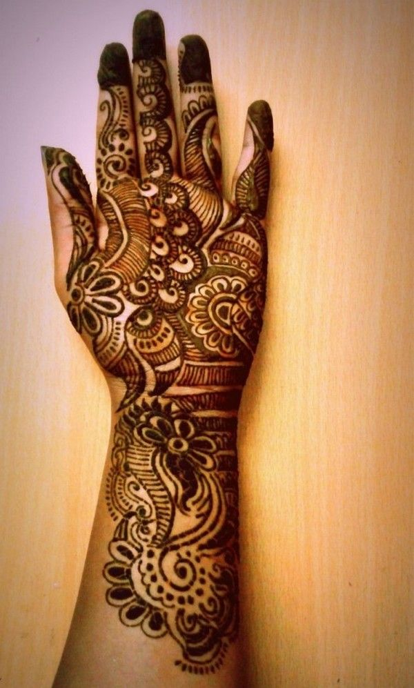 Mehndi Designs Learning Hands : Best arabic mehndi designs for hands books anu