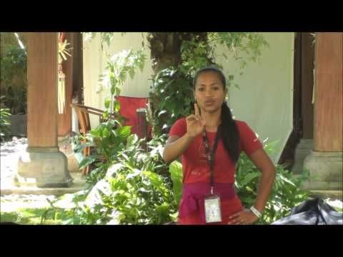 Mekar Bhuana Balinese Dance Workshop at Bali Spirit Festival 2014, Day One
