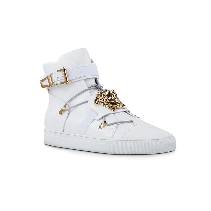 Couture Bas Versace Gianni-tops Et Baskets gZZSD3zNl