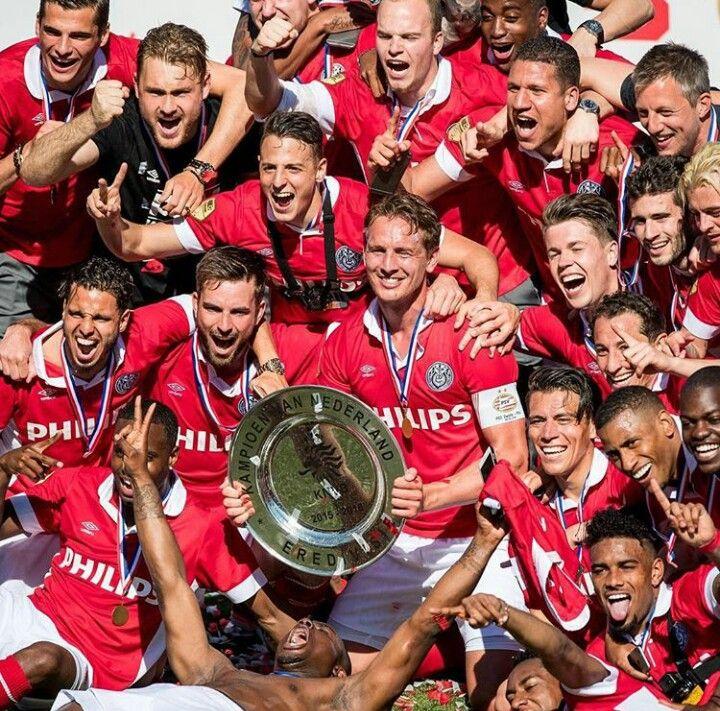 PSV Landskampioen 2015-2016