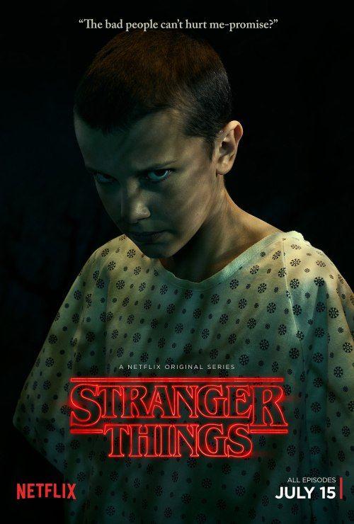 Stranger Things Eleven Millie Bobby Brown Season 1