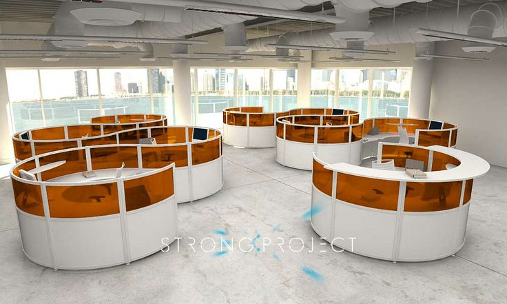 33 Best Images About Office Cubicles And Benching System
