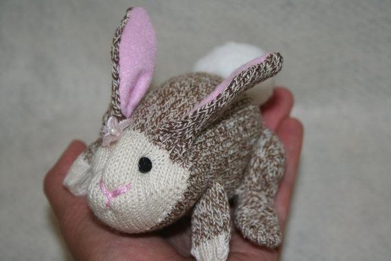 Sock Bunny: Sock Monkeys, Diy Crafts, Animal Ideas, Cute Ideas, Craft Projects, Craft Ideas