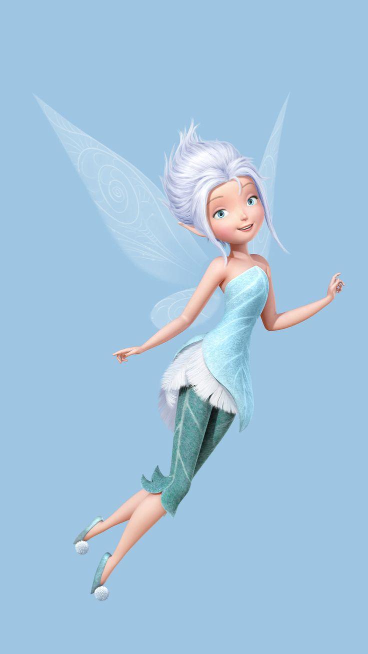 Tinkerbell Disney Wiki | Periwinkle_2.jpg