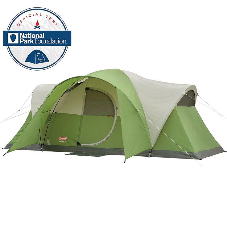 Coleman Montana 8-Person Tent $85.50 at Walmart or Amazon #LavaHot http://www.lavahotdeals.com/us/cheap/coleman-montana-8-person-tent-85-50-walmart/198145?utm_source=pinterest&utm_medium=rss&utm_campaign=at_lavahotdealsus