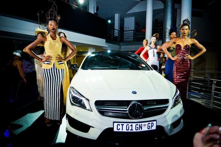 AMG roadshow at Mercedes-Benz Bedforview
