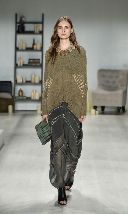 The complete Laura Siegel collection  #fashionweek #laurasiegel #torontofashionweek