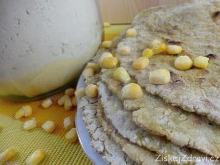 Kukuřičné tortilly - ZiskejZdravi.cz