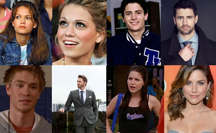 This Is Where Your Favourite One Tree Hill Cast Members Are Now