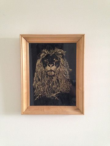 Lion Mirror – ThingsIBuyForYouToThenBuy
