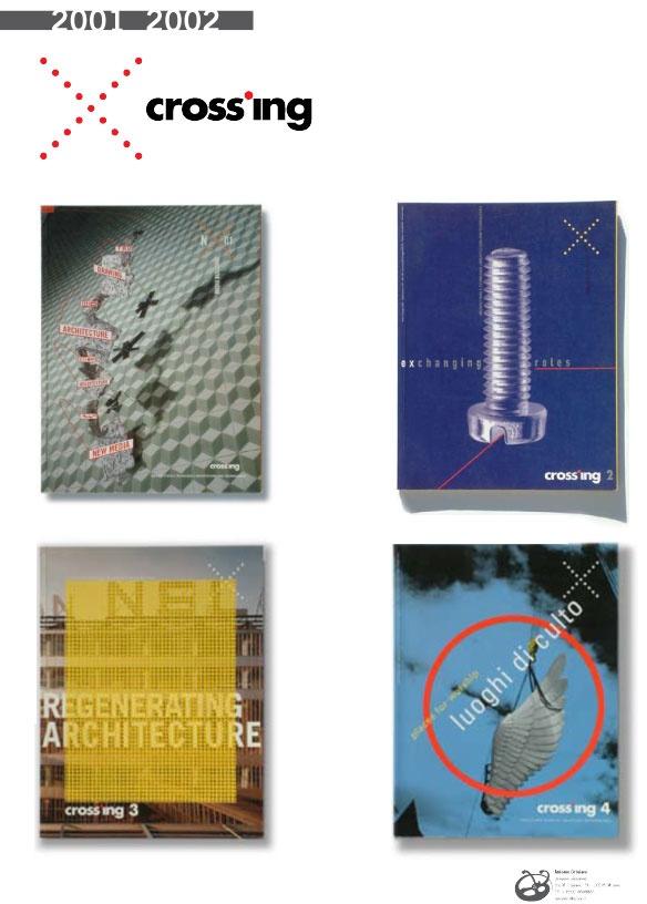 Crossing Magazine  by bticino and Abitare Segesta