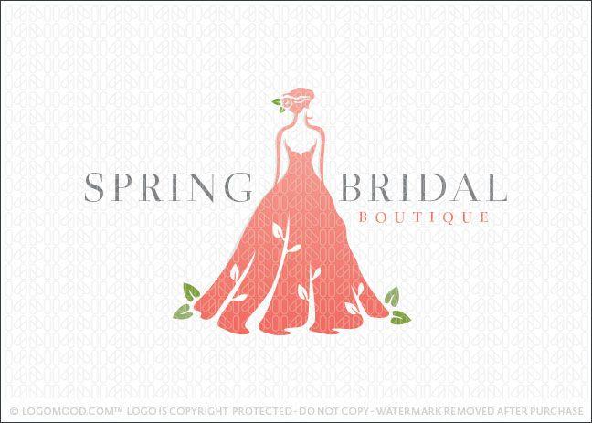 spring bridal boutique beauty